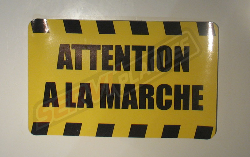 Attention A la marche